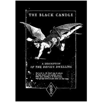 Книга The Black Candle 3rd: Sympathy For The Devil- CULT014 , CULT NEVER DIE