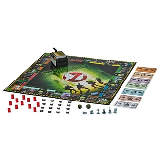 Гра Ghostbusters - Board Game Monopoly, NNM, Ghostbusters
