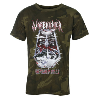 Чоловіча футболка метал Warbringer - Firepower Kills - NAPALM RECORDS, NAPALM RECORDS, Warbringer