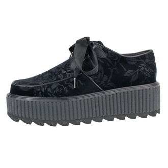 Жіночі черевики KILLSTAR - Vampires Kiss Creepers - BLACK, KILLSTAR