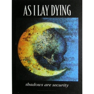 прапор As I Lay Dying HFL 0873, HEART ROCK, As I Lay Dying