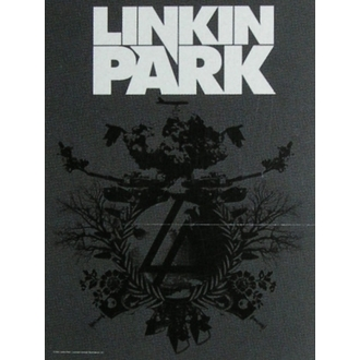 прапор Linkin Park - Plan B, HEART ROCK, Linkin Park