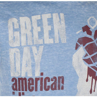 футболка метал чоловічий Green Day - American Idiot - ROCK OFF, ROCK OFF, Green Day