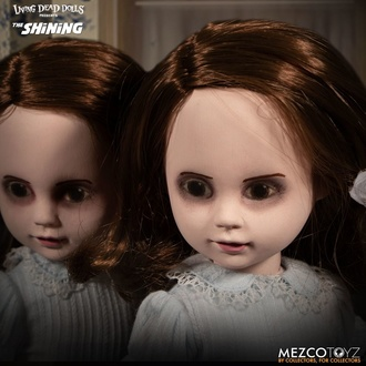 Ляльки (прикраси) The Shining - Living Dead Dolls - Talking Grady Twins, LIVING DEAD DOLLS