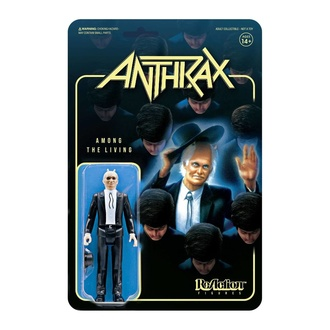 Фігура Anthrax - Among The Living, NNM, Anthrax